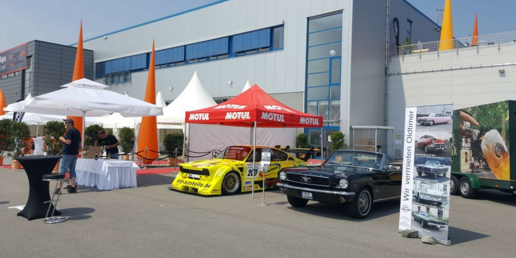 event bei atp autoteile dreamday with dreamcar. Black Bedroom Furniture Sets. Home Design Ideas