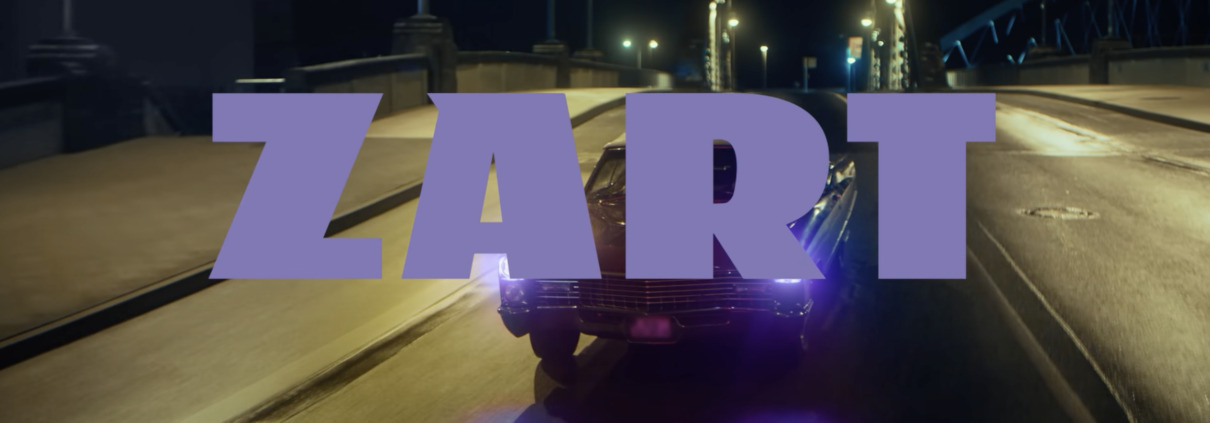 Musikvideo Zart (Nimo x Milka)